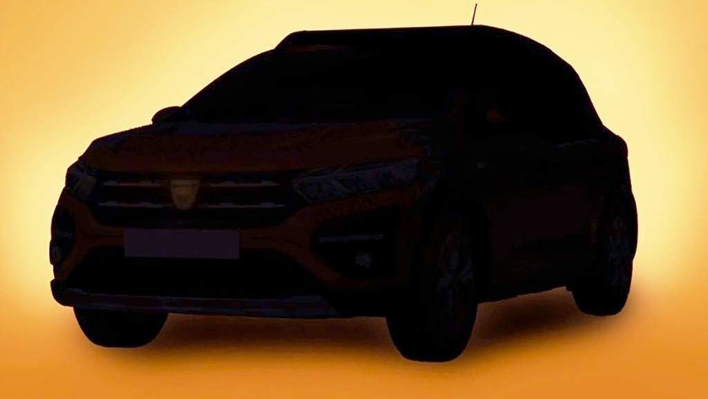 Dacia Sandero a Logan 2021