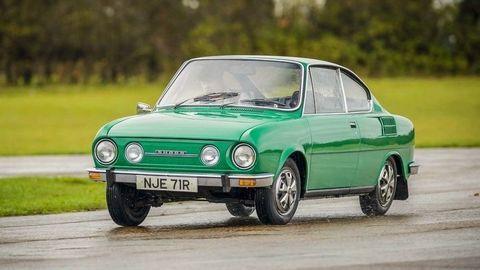 Škoda 110 R Coupé má 50 rokov