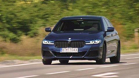 TEST BMW 540d xDrive: Viac ako len facelift