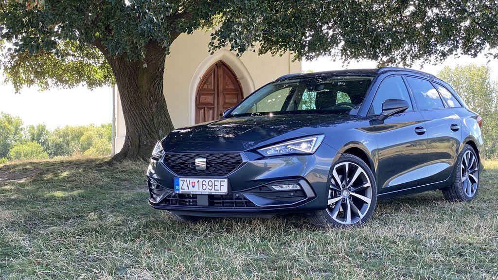 Test SEAT Leon ST 2020 1.5 TSI