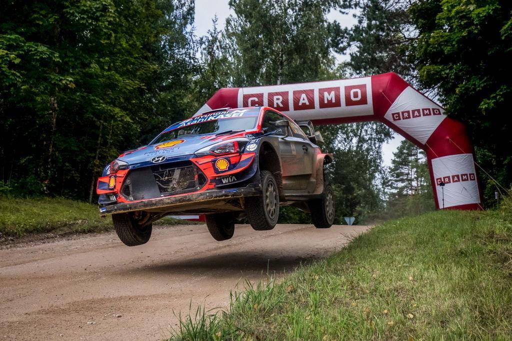 Rally Estonia 2020 Tanak