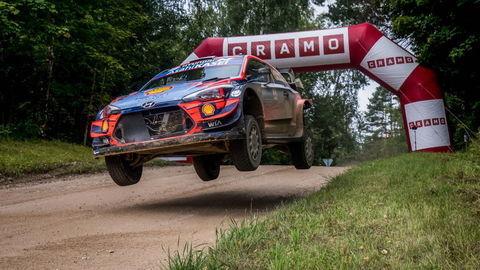 Double pre Hyundai v Estónsku