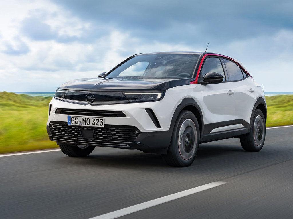 Nový Opel Mokka 2020 motory