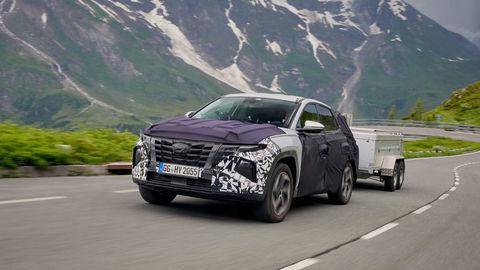 Hyundai Tucson prešiel záverečnými testami. Spoznáme ho už o týždeň!