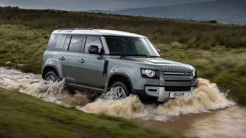 Land Rover Defender 2021: Nový naftový šesťvalec a benzínový PHEV