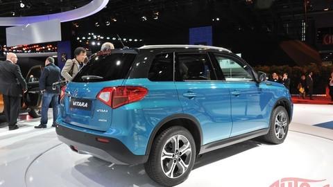 Suzuki má malý farebný crossover. Nástupcu pôvodnej SX4