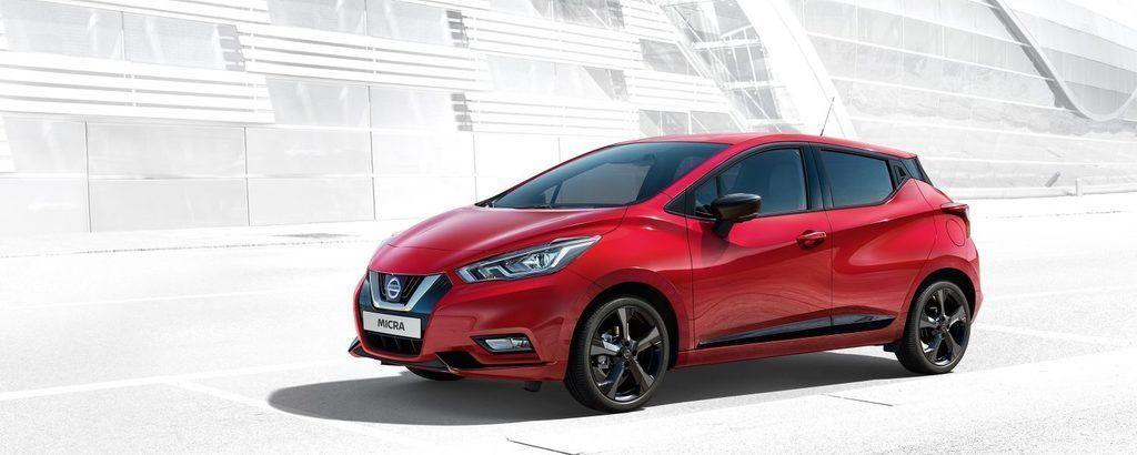 Nový Nissan micra 2023
