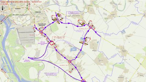Cestu I/63 medzi Rovinkou a Podunajskými Biskupicami uzavrú