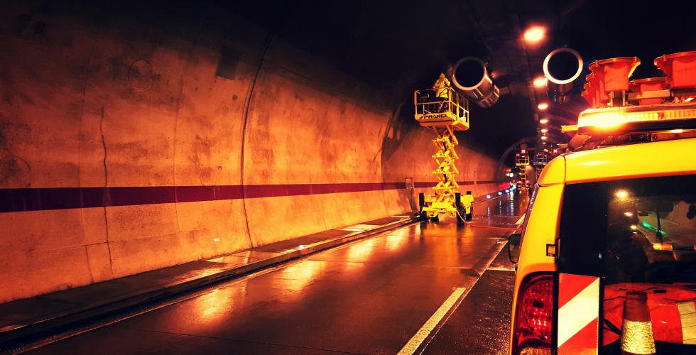 jesenná údržba tunelov 2020