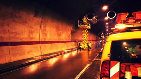 NDS ohlásila jesennú údržbu tunelov. V týchto dátumoch budú zatvorené