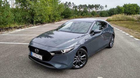 TEST Mazda 3 SkyActiv-G 150: Atraktívna, šoférska a s optimálnym motorom
