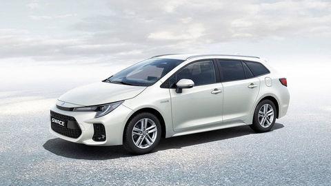 Suzuki Swace je európska novinka značky so známou tvárou