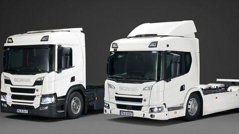 Scania uvádza na trh výkonné e-trucky