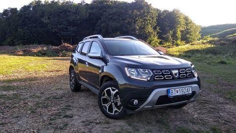 TEST Ako jazdí Dacia Duster 1.0 TCe na LPG? Má viac síl ako na benzín