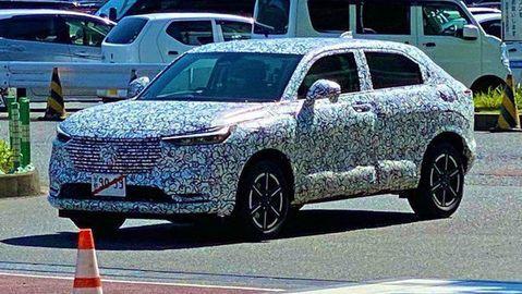 Nová Honda HR-V dorazí v roku 2021. Toto o nej zatiaľ vieme