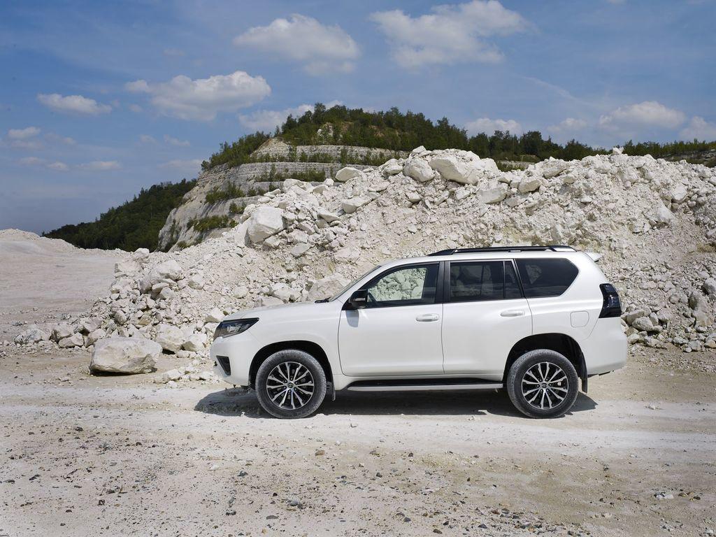 Toyota Land Cruiser 2021 cennik