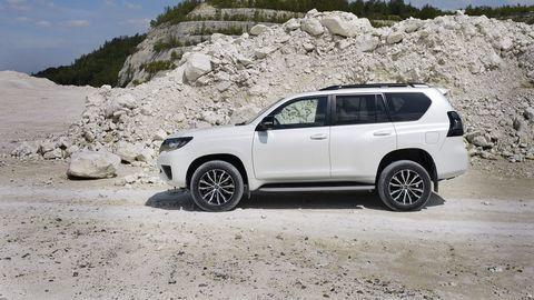 Modernizovaná Toyota Land Cruiser 2021 už má slovenské ceny