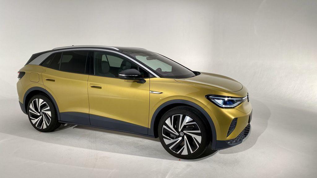 Volkswagen ID.4 2021: Exkluzívne predstavenie elektrického SUV