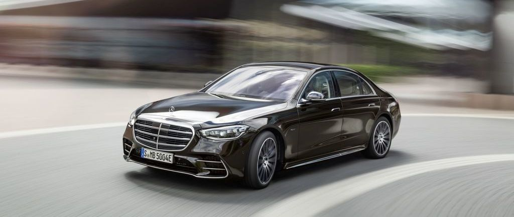 Nový Mercedes-Benz S 2021 cenník