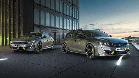 Peugeot 508 PSE je najvýkonnejší model značky. A ide do predaja!