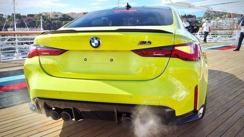 Takto znie BMW M4 2021. Vypočujte si zvuk TOP verzie Competition