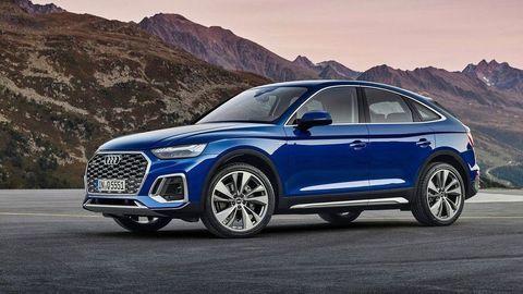 Audi Q5 Sportback: Štýlová alternatíva so športovejším charakterom