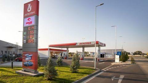 Benzina otvorila novú čerpaciu stanicu vDunajskej Strede. Na Slovensku už trinástu