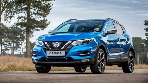 Nissan Qashqai môžete získať mimoriadne výhodne aj v bohato vybavenej verzii Comfort Edition