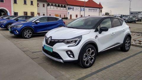JAZDA Vyskúšali sme hybridný Renault Clio, Captur a Mégane E-TECH. Poznáme slovenské ceny