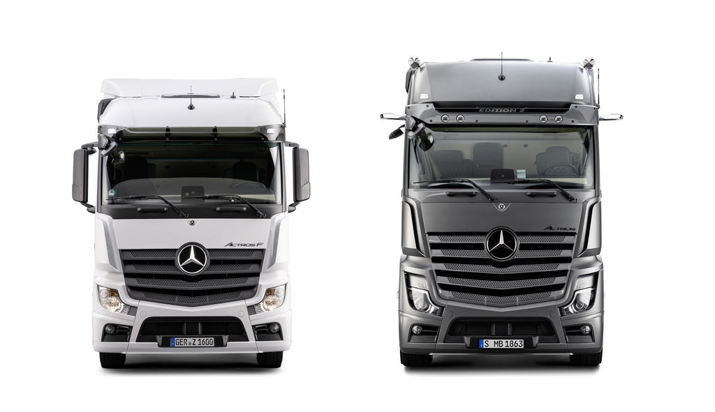 Actros F a Edition 2