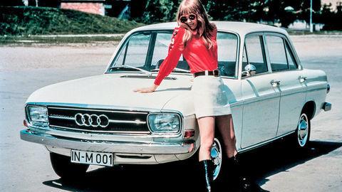 Audi F 103 odštartovalo novodobú históriu značky