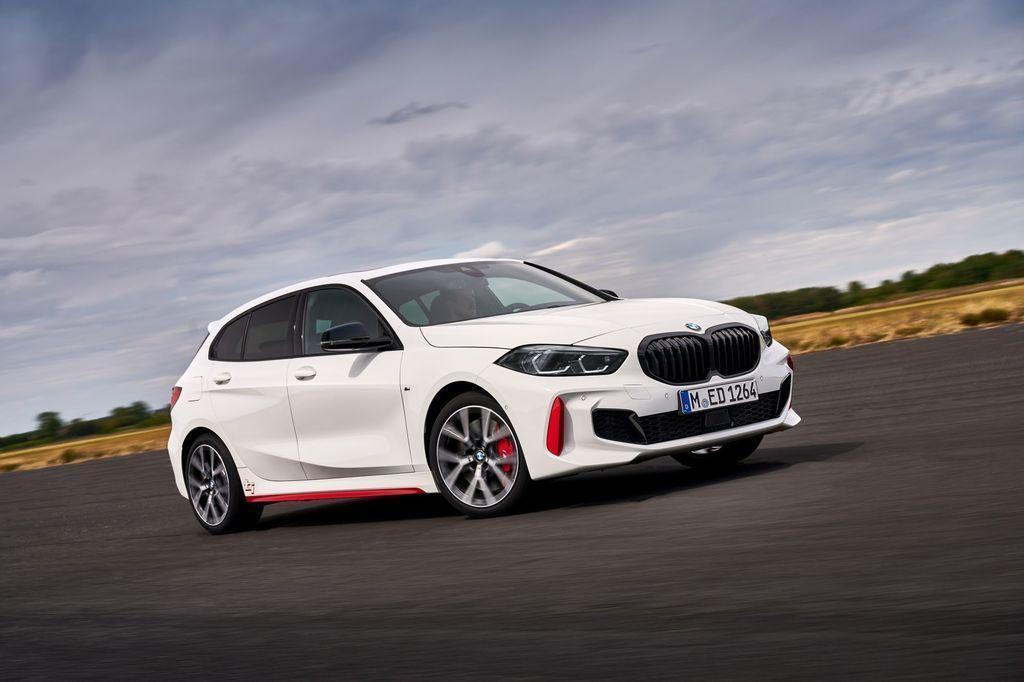 BMW 128ti oficiálne