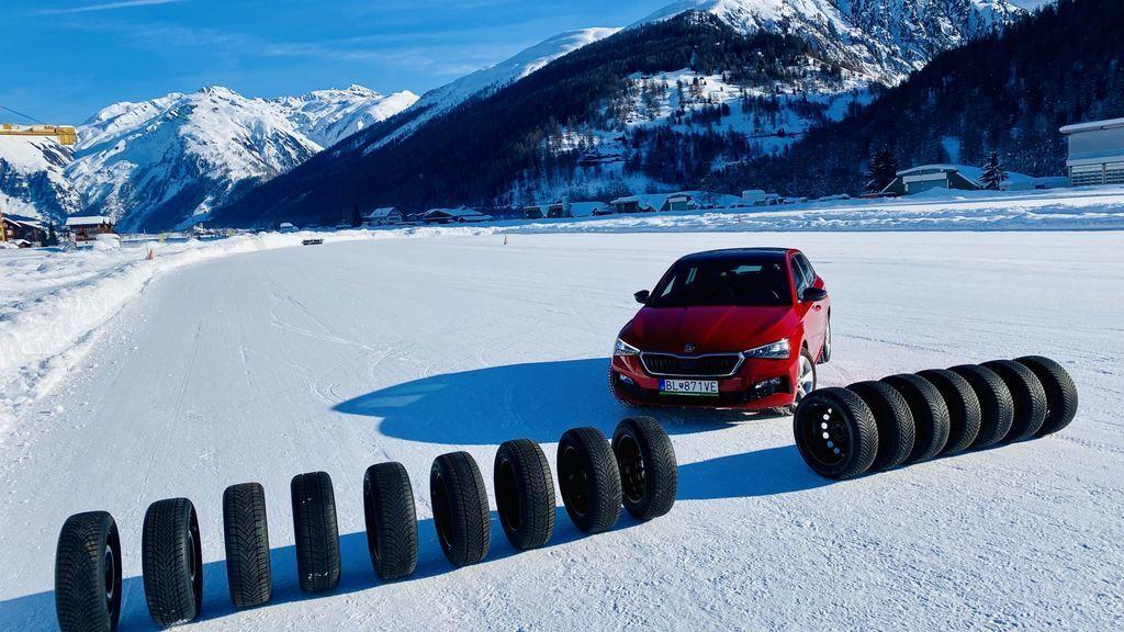TEST zimných a  celoročných pneumatík 2020/2021