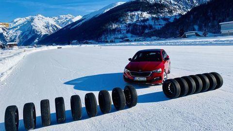 TEST: Len dve zimné pneumatiky boli lepšie než celoročné! Ktoré to sú?