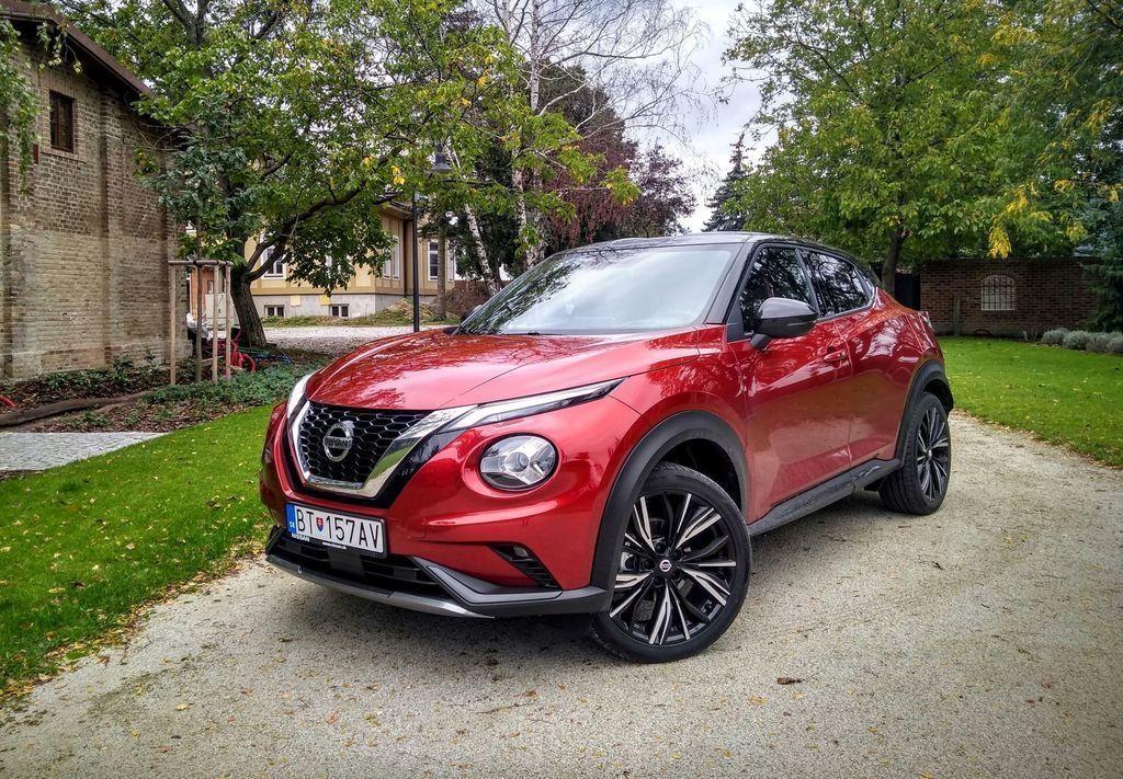 Nissan juke 1.0 dig-t TEST 2020