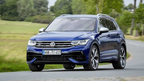 JAZDA Volkswagen Tiguan e-Hybrid/Tiguan R: Každý z iného súdka