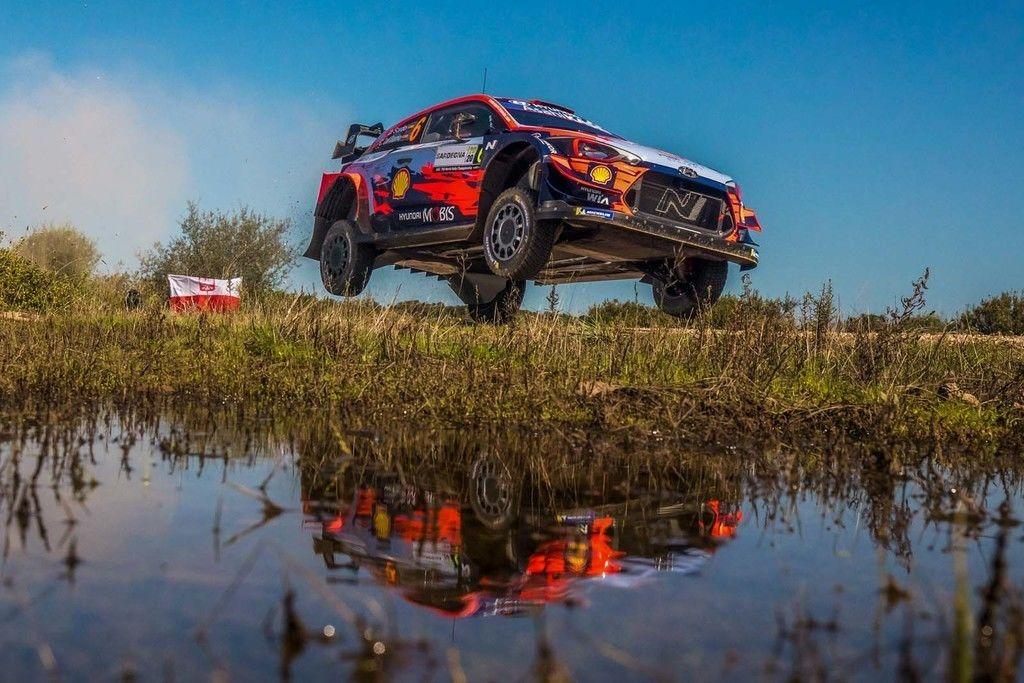 Dani Sordo Rally Sardegna 2020