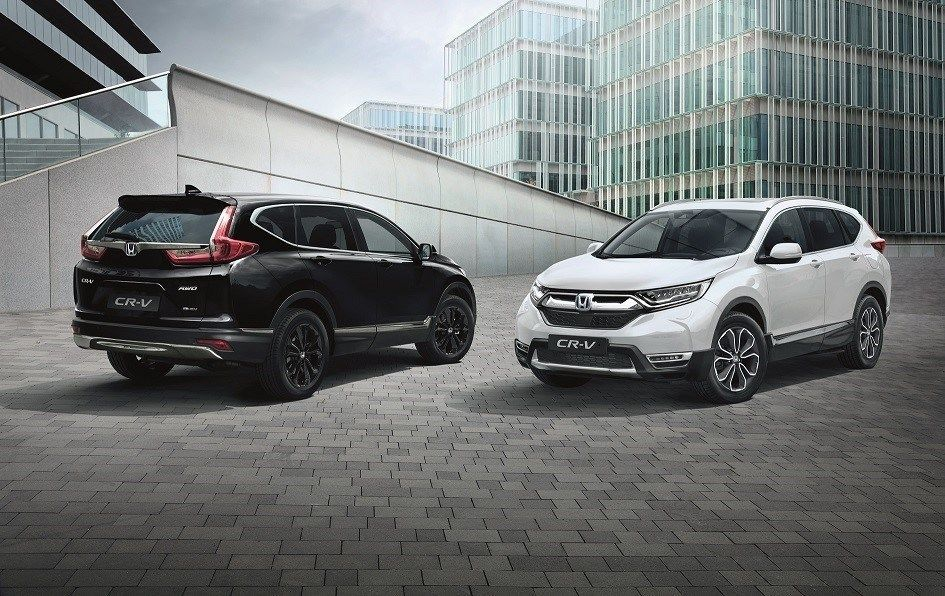 Honda CR-V Sport Line