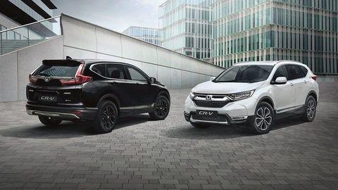 Honda CR-V Sport Line: Športovejší vzhľad pre hybridné SUV. Poznáme ceny