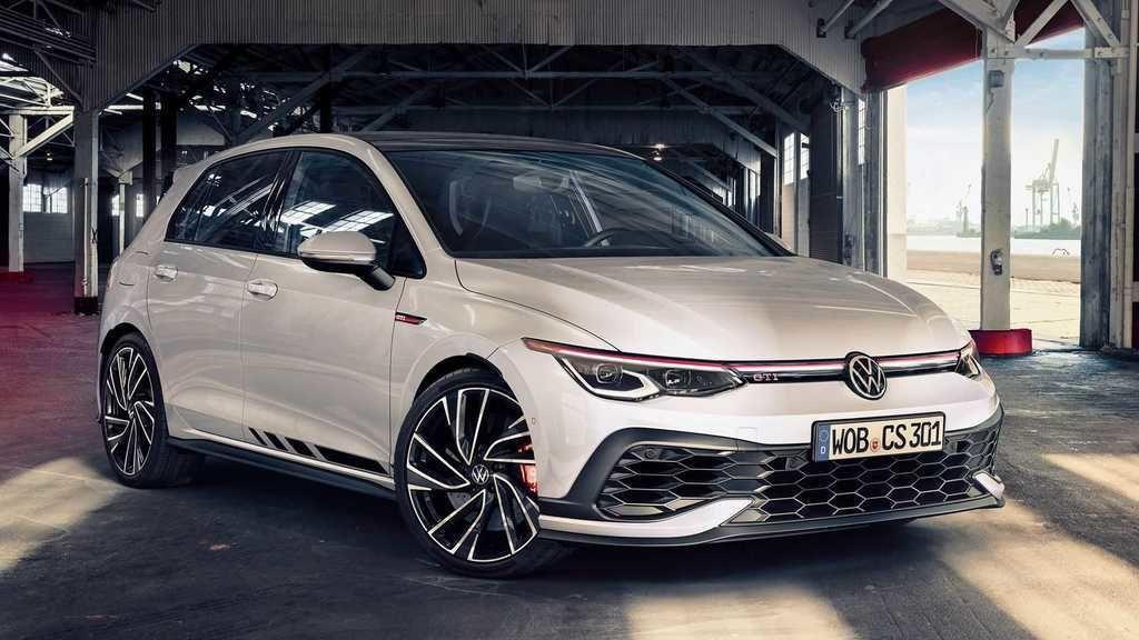VW Golf GTI Clubsport 2020