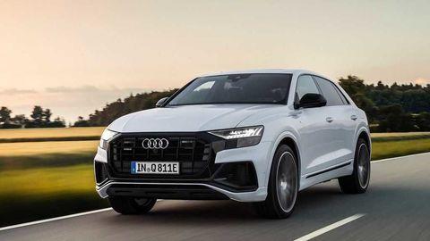 Audi Q8 TFSI e plug-in hybrid: Má až 340 kW a sto kilometrov prejde za 2,8 l benzínu
