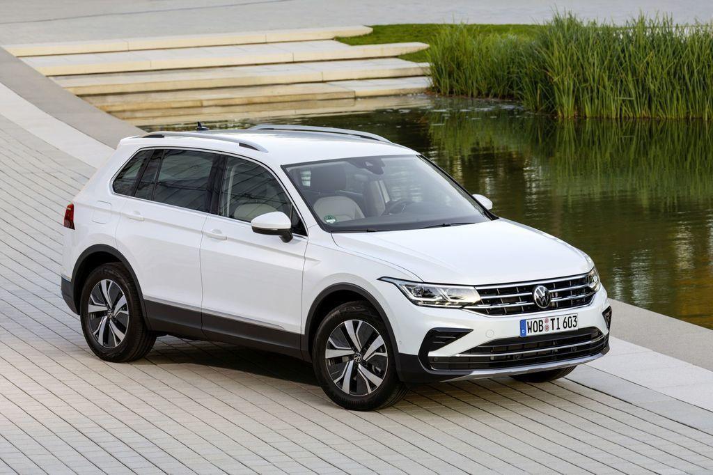 Volkswagen Tiguan 2021 ceny
