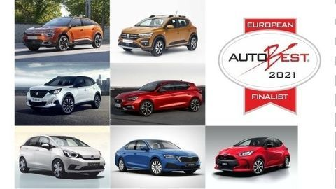 Anketa AutoBest 2021: Poznáme sedem finalistov