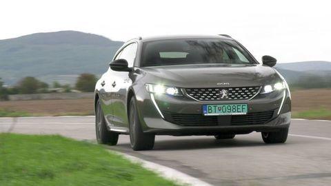 TEST Peugeot 508 SW Hybrid: Najlepšia 508-mička vôbec? (VIDEO)