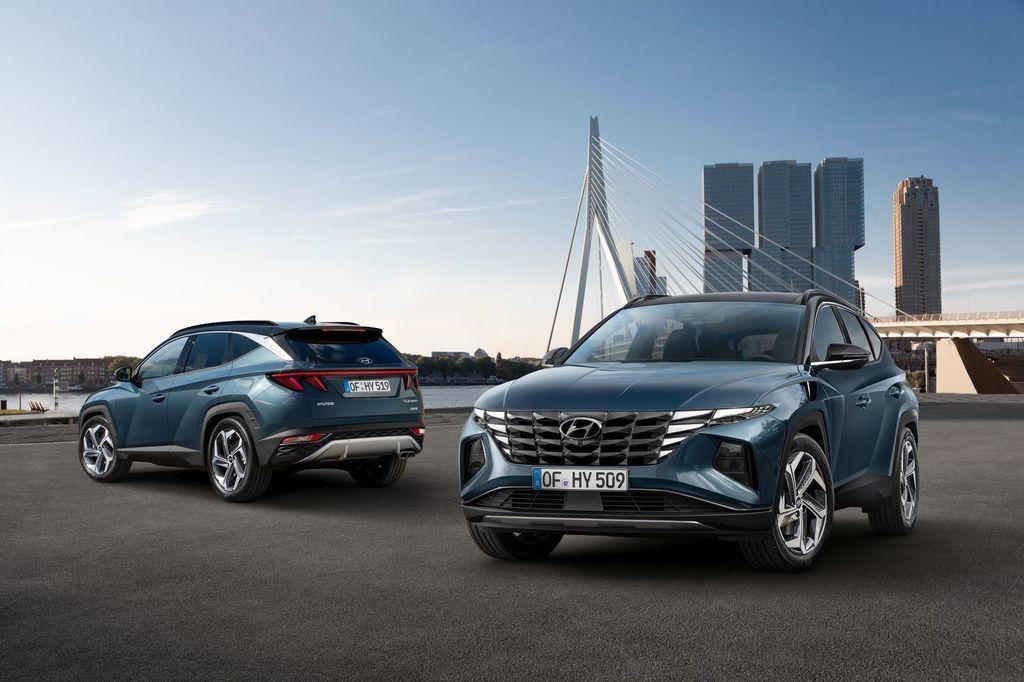 Hyundai Tucson 2020 cennik