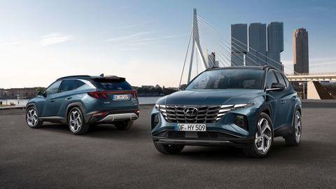 Nový Hyundai Tucson 2020 od 21 990 eur. Poznáme cenník, výbavu, motory