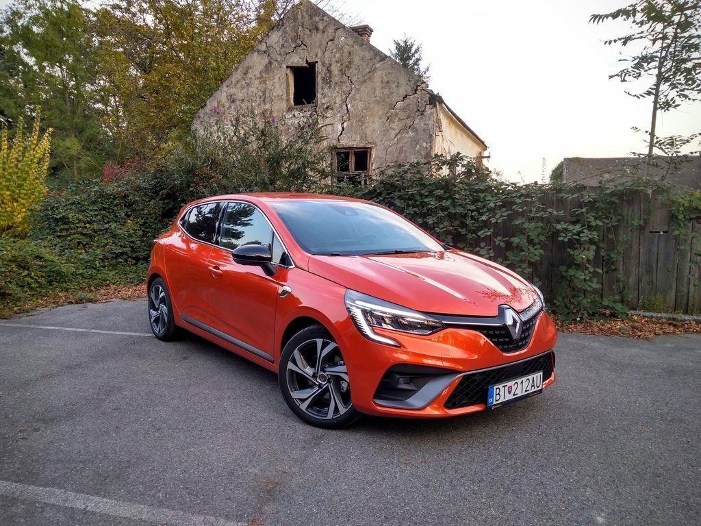 Renault Clio E-Tech Hybrid test