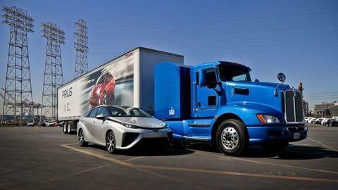 Vodíková budúcnosť dopravy: Revolúcia preniká do všetkých oblastí!