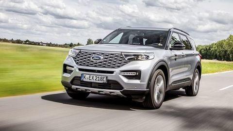 Majestátny Ford Explorer už onedlho príde na slovenský trh! Poznáme techniku a detaily