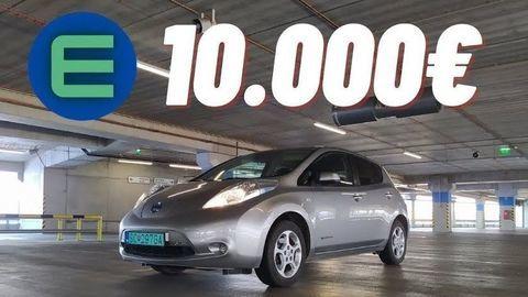 Ojazdený Nissan Leaf 24kWh po 100000km. Skúsenosti, rady, pomoc s výberom